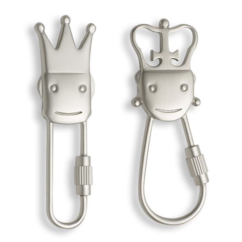 K-0070MS - Couple Key Holders
