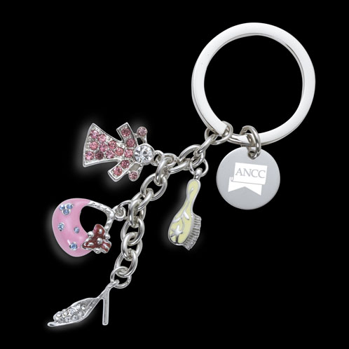 K-300S-A - Charms Key Holder