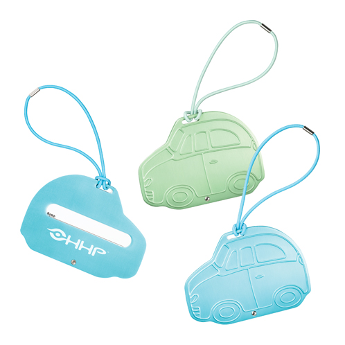 LUG-140 - Car Shape Luggage Tag