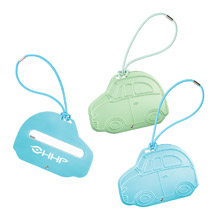 Car Shape Luggage Tag