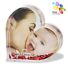 Heart Shape Water Frame