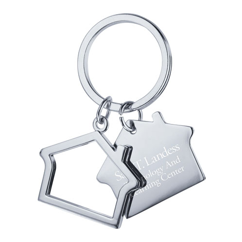 K-143S - Double House Key Holder