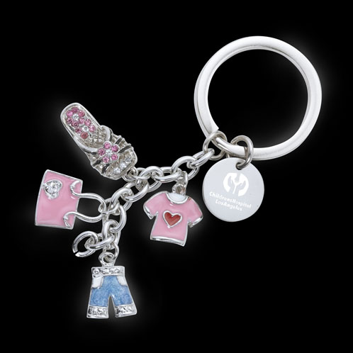 K-300S-C - Charms Key Holder