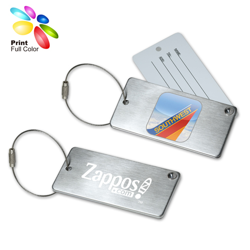 LUG-170SB - Luggage Tag
