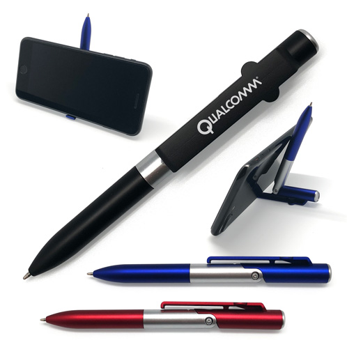 P-T310 - 2-in-1 Ballpoint Phone Stand Pen