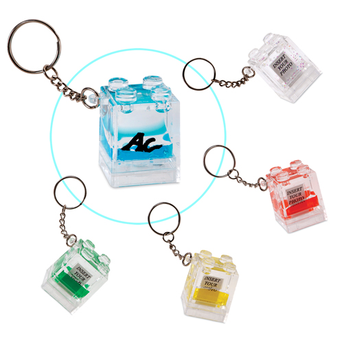 WB-F1004TO - Puzzle Block Key Holder