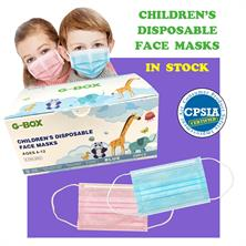 Children Disposable 3-Ply Face Mask