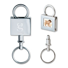 Valet Key Holder with Photo Frame
