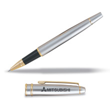 Cap-off Rollerball Pen